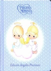 Biblia Precious Moments Edición Angeles Preciosos, Enc. Dura   (Precious Moments Bible Precious Angels Ed., Hardcover)