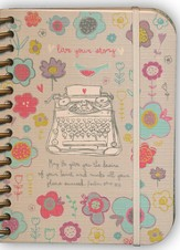 Live Your Story Notebook, Small