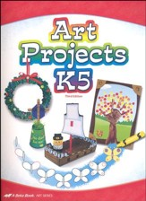 Abeka Art Projects--Grade K5