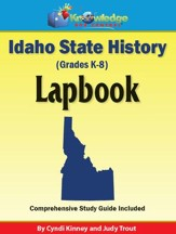 Idaho State History Lapbook - PDF Download [Download]