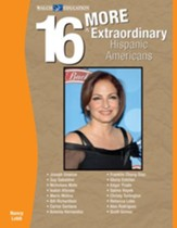 16 More Extraordinary Hispanic Americans - PDF Download [Download]