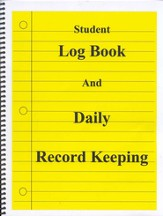 Student Log Book and Daily Record Keeping