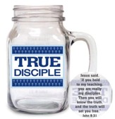 True Disciple Glass Mug