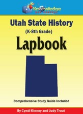 Utah State History Lapbook - PDF Download [Download]