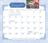 2017 Everyday Miracles Magnetic Calendar Pad