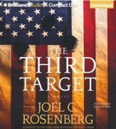 The Third Target - unabridged audio book on CD