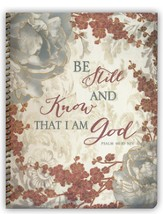 Be Still and Know That I Am God Notebook, Medium