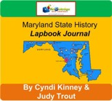 Maryland State History Lapbook Journal - PDF Download [Download]