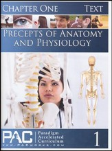 Precepts of Anatomy & Physiology  Chapter 1 Text