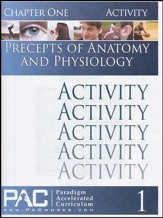 Precepts of Anatomy & Physiology   Chapter 1 Activity Book