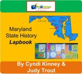 Maryland State History Lapbook - PDF Download [Download]
