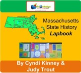 Massachusetts State History Lapbook - PDF Download [Download]