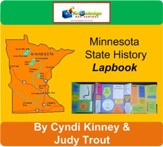 Minnesota State History Lapbook - PDF Download [Download]