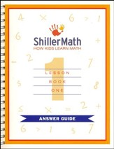 ShillerMath Lesson Book 1 Answer Guide