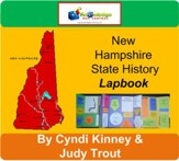 New Hampshire State History Lapbook - PDF Download [Download]