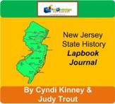 New Jersey State History Lapbook Journal - PDF Download [Download]