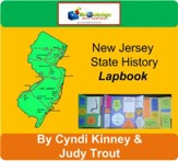 New Jersey State History Lapbook - PDF Download [Download]