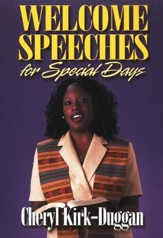 Welcome Speeches for Special Occasions