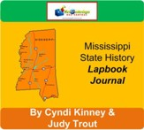 Mississippi State History Lapbook Journal - PDF Download [Download]