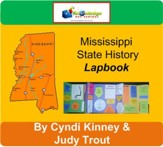 Mississippi State History Lapbook - PDF Download [Download]