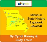 Missouri State History Lapbook Journal - PDF Download [Download]