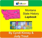 Montana State History Lapbook - PDF Download [Download]