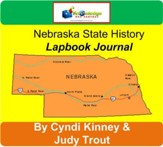 Nebraska State History Lapbook Journal - PDF Download [Download]