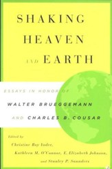 Shaking Earth and Heaven: The Bible, Church, and the Changing World Order