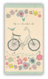 Life Is A Beautiful Ride Tripad Notepads