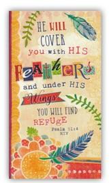 You Will Find Refuge Tripad Notepads