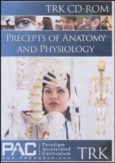 Precepts of Anatomy & Physiology Teacher's Resource CD-ROM Only