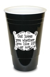 God Loves You, Black Solo Cup