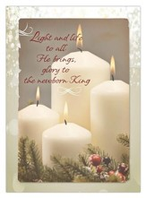 Light and Life, Box of 12 Christmas Cards