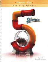 BJU Press Science 5 Activities Manual Teacher's Edition, 3rd Ed.
