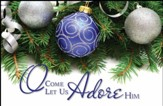 O Come, Let Us Adore Him, Box of 20 Cards