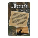 A Hunter's Prayer Pocket Card