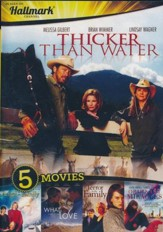 Thicker Than Water, 5-Movie Pack