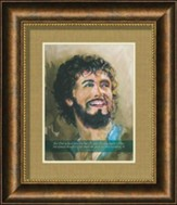 For God So Loved the World Framed Art