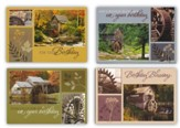 New Vistas, Birthday Cards, Box of 12