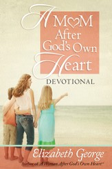 Mom After God's Own Heart Devotional, A - eBook
