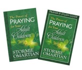 The Power of Praying for Your Adult Children Book and Prayer  & Study Guide