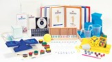 ShillerMath Kit 1 Complete Kit, (Grades Pre-K through Grade 3)