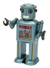 Mechanical Tin Robot