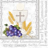 First Holy Communion, Chalice, Napkins, Pack of 20