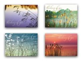 God's Beauty, Thinking Of You Cards, Box of 12
