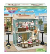 Calico Critters, Delicious Restaurant