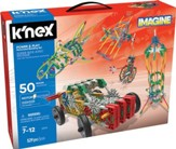 K'nex 50-Model Power & Play Motorized Building Set