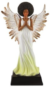 Angel Figurine, Yellow