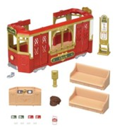 Calico Critters, Ride Along Tram