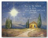 Bethlehem, This Is the Moment In Time, Christmas Cards, Box of 18